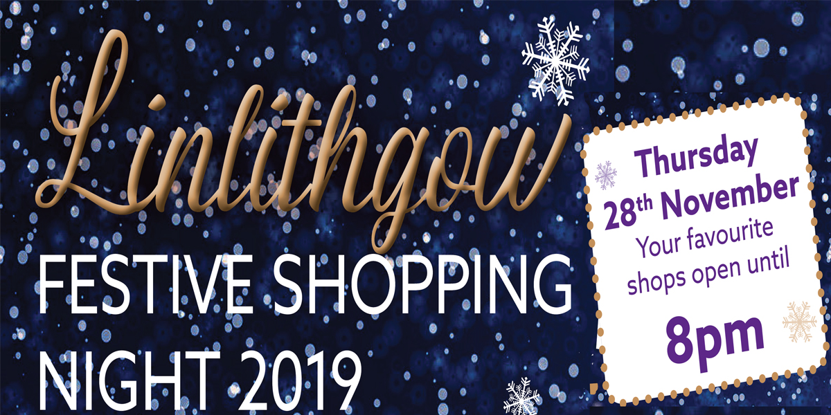 Festive late shopping 2019